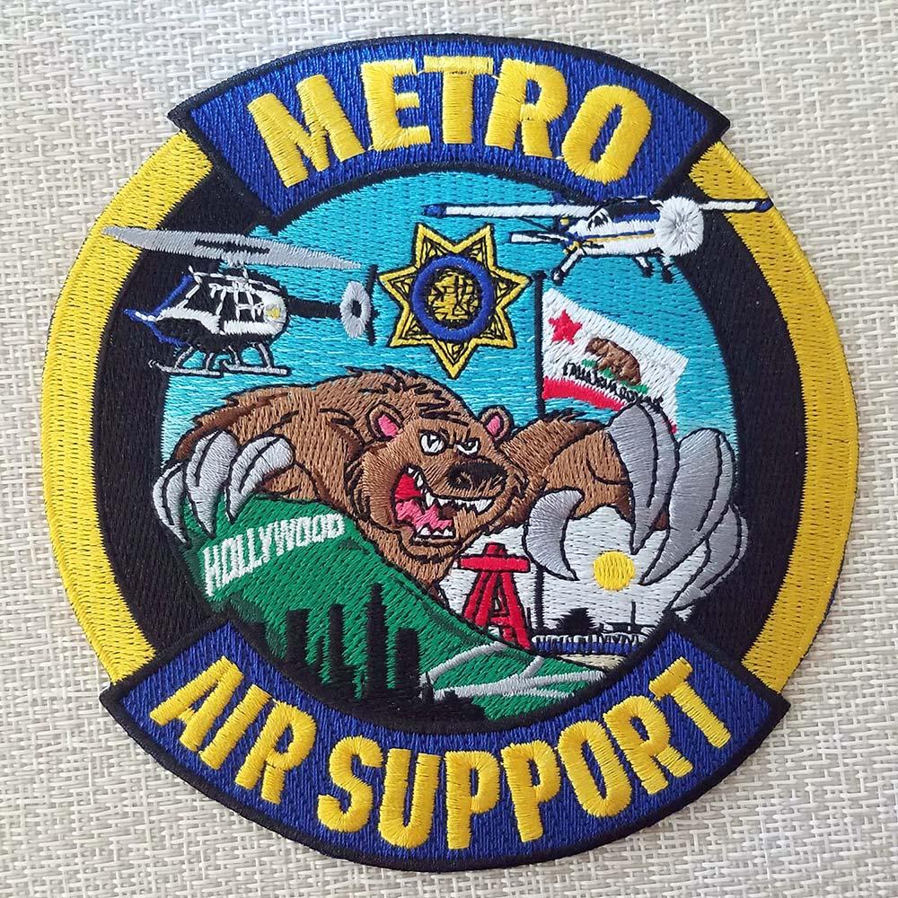 cloth emblem