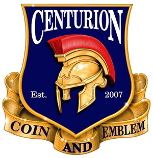 Centurion Coin and Emblem