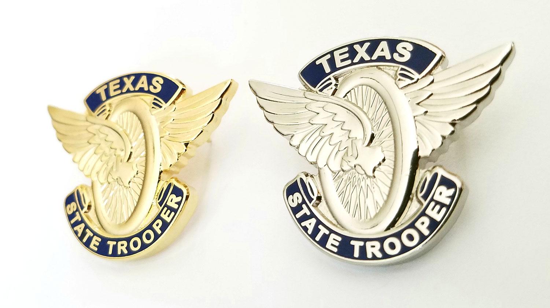 uniform pins