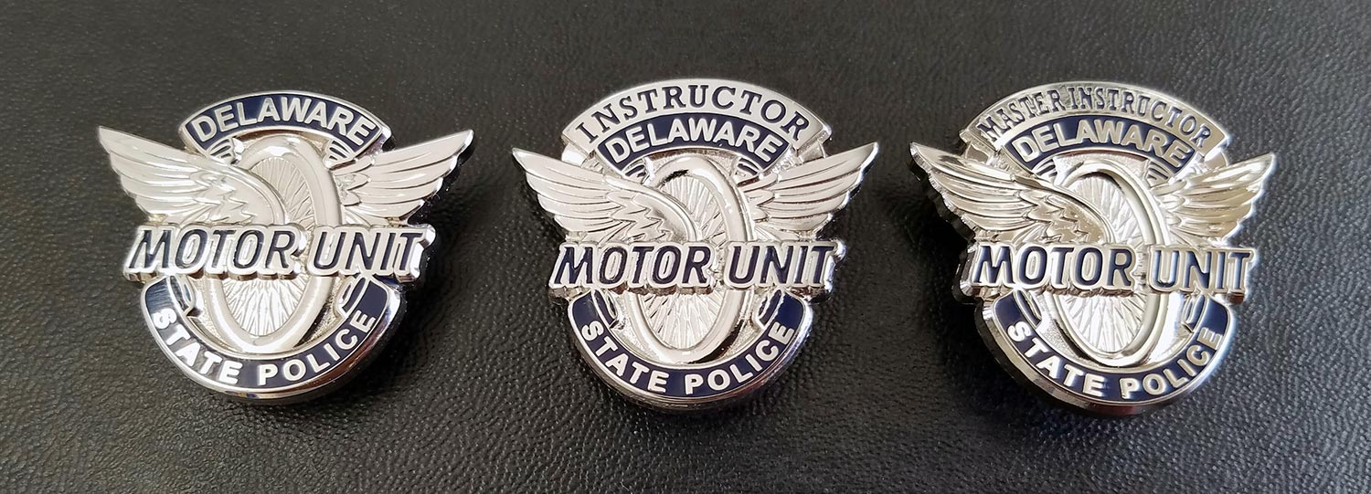 uniform pins