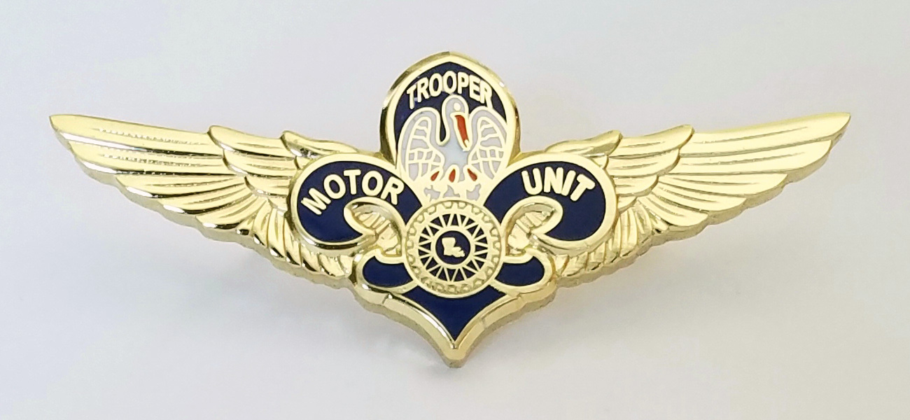 uniform pin